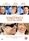 Something's Gotta Give - DVD