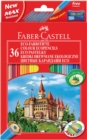 Faber Castell Colouring Pencils Pack of 36 - Book