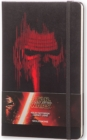 Moleskine Star Wars VII Limited Edition Lead Villain Large Ruled Notebook - Book