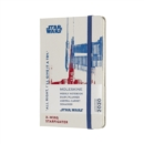 STAR WARS 2020 12 MONTH POCKET WEEKLY DI - Book