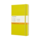 Moleskine Dandelion Yellow Notebook Large Ruled Hard - Book