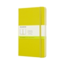 Moleskine Dandelion Yellow Notebook Large Plain Hard - Book