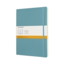 Moleskine Reef Blue Notebook Extra Large Ruled Soft - Book