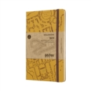 2019 Moleskine Harry Potter Limited Edition Notebook Beige Large Weekly 12-month Diary - Book
