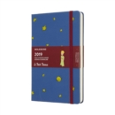 2019 Moleskine Petit Prince Limited Edition Notebook Blue Large Daily 12-month Diary - Book