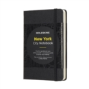Moleskine City Notebook New York Pocket Hard - Book