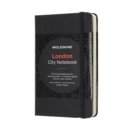 Moleskine City Notebook London Pocket Hard - Book