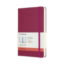 Moleskine 12-Month Daily Planner 2020 - Snappy Pink - Book