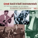 Great Rock 'N' Roll Instrumentals: The Original Rock 'N' Roll Recordings 1950-1960 - CD