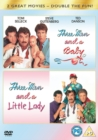 Three Men and a Baby/Three Men and a Little Lady - DVD
