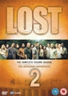Lost: The Complete Second Series - DVD