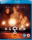 Signs - Blu-ray