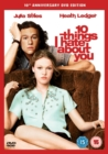 10 Things I Hate About You - DVD