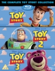 Toy Story 1-3 - Blu-ray