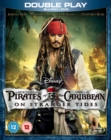 Pirates of the Caribbean: On Stranger Tides - Blu-ray