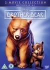 Brother Bear/Brother Bear 2 - DVD