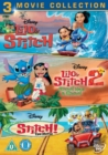 Lilo and Stitch/Lilo and Stitch 2/Stitch! The Movie - DVD