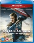 Captain America: The Winter Soldier - Blu-ray