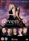 Revenge: Seasons 1-4 - The Complete Series - DVD