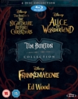 Tim Burton Collection - Blu-ray