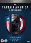 Captain America: 3-movie Collection - DVD