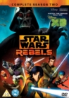 Star Wars Rebels: Complete Season 2 - DVD