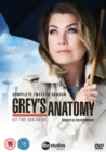 Grey's Anatomy: Complete Twelfth Season - DVD