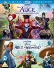 Alice in Wonderland/Alice Through the Looking Glass - Blu-ray