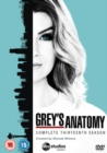Grey's Anatomy: Complete Thirteenth Season - DVD