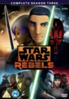 Star Wars Rebels: Complete Season 3 - DVD