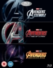 Avengers: 3-movie Collection - Blu-ray