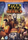 Star Wars Rebels: Complete Season 4 - DVD