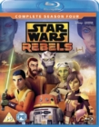Star Wars Rebels: Complete Season 4 - Blu-ray