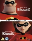 Incredibles: 2-movie Collection - Blu-ray