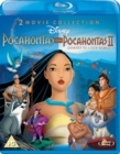 Pocahontas/Pocahontas II - Journey to a New World - Blu-ray