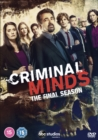 Criminal Minds: The Final Season - DVD