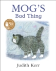 Mog's Bad Thing - Book