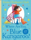 Where Are You, Blue Kangaroo? - Book