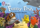 Funny Fish : Band 04/Blue - Book