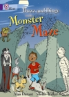 Buzz and Bingo in the Monster Maze : Band 08/Purple - Book