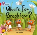 What's For Breakfast : Band 02b/Red B - Book