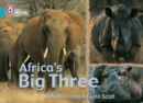 Africa's Big Three : Band 07/Turquoise - Book
