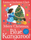 Merry Christmas, Blue Kangaroo! - Book