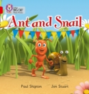 Ant and Snail : Band 02a/Red a - Book