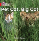Pet Cat, Big Cat : Band 02a/Red a - Book