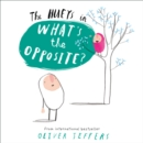 What's the Opposite? - Book
