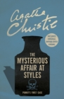 The Mysterious Affair at Styles (Poirot) - eBook