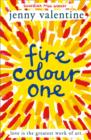 Fire Colour One - Book