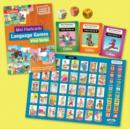 Mini Flashcards Language Games : Vital Verbs Kit - Book