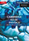 Cambridge IGCSE (TM) Physics Teacher's Guide - Book